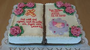 How to Decorate a Cake Book Cake