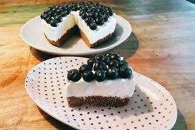 die zuckerfreie blueberry torte allerlei zuckerfrei