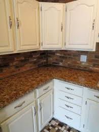 Nuvo Cabinet Paint Video by Kitchen Update On A Budget Countertop Paint That Looks Like