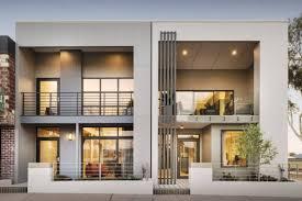 100 Houses Desings Design Ideas Winning Two Storey Homes Plans Sloping Block
