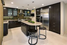 dark kitchen cabinets with light floors dark kitchen cabinets