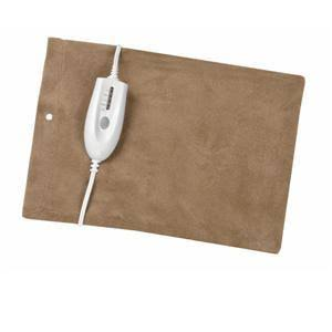 Veridian Deluxe Heating Pad - Brown
