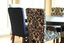 Parson Chair Covers Dining Slipcovers Pottery Barn