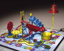 And Oh Can You Believe It Someones Left Right Out In The Open But Better Be Careful Of That Crazy Wild Wacky Action Contraption Mouse Trap