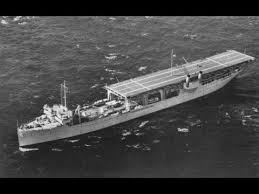 Uss America Sinking Location by Uss Langley America U0027s First Aircraft Carrier Bombed And Sunk