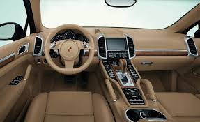 Porsche Cayenne interior gallery MoiBibiki 2