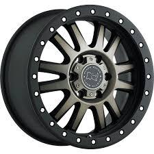 100 Cheap Black Truck Rims Rhino Tanay Wheels SplitSpoke MultiSpoke Machined