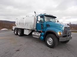 100 Vacuum Trucks MACK CV713 For Sale Truck N Trailer Magazine