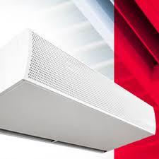 Berner Air Curtain Arc12 by Ambient Air Curtain All Industrial Manufacturers Videos