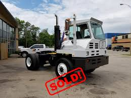 2007 Capacity TJ5000 / Off Road - Republic Truck Sales