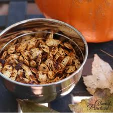 Soaking Pumpkin Seeds Before Planting by Roasted Pumpkin Seeds Recipe With Spices And Lemon