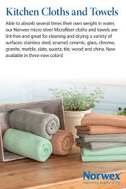Norwex Kitchen Cloths And Towels Talk About Powerful Able To
