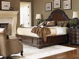 Platform Bedroom Set by Fairmont Designs Florentino Cavallino Platform Bedroom Set Great