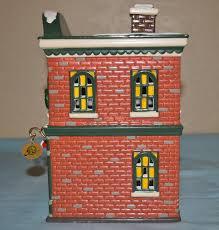 Dept 56 Halloween Village Retired by Department 56 The Original Snow Village Mainstreet Gift Shop