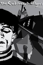 The Cabinet Of Doctor Caligari 1920 by The Cabinet Of Dr Caligari Poster By Twosaxy On Deviantart