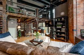 100 Toronto Loft Listings 18 Million For A Brickandsteel Loft In Liberty Village
