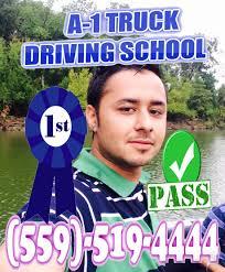 100 A1 Truck Driving School TRUCK DRIVING SCHOOL FRESNO CA