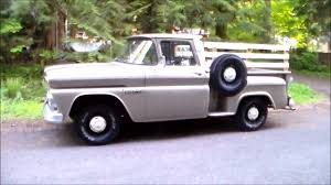 1960 CHEVY TRUCK RACK And NAME THAT TRUCK....... - YouTube