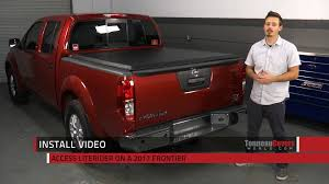 100 Access Truck Covers LiteRider Tonneau Cover Real