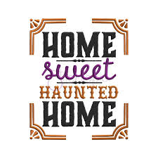Halloween Home Sweet Haunted Home Embroidery Design | Stitchtopia Free Decorative Machine Embroidery Design Pattern Daily Anandas Divine Designs Pinterest The Best For Your Beautiful Products Swak Daisy Kitchen Set Thrghout Cozy And Chic Towels Vintage Sketch Style Kentucky Home Spring Cushion 5x7 6x10 7x12 And 8x8 In The Hoop Machine Downloads Digitizing Services From Cute Letters Marokacom Amazoncom Brother Pe540d 4x4 With 70 Builtin