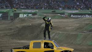 100 Monster Truck Backflip Diesel Dave BroDozer INSANE Consecutive Jam