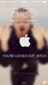 Show us your iPhone 5S LOCK Screen Page 10 iPhone iPad iPod