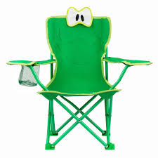 100 Frog High Chair Amazoncom KingCamp Junior Stable Cartoon Folding Steel