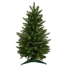 Vickerman 2Ft Green 90 Tips Christmas Tree 50 Clear Dura Lit