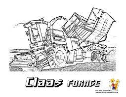 Coloriage Tracteur Claas A Imprimer Inspirational Coloriage Tracteur