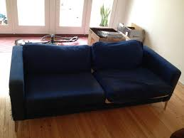 Karlstad Sofa New Legs by All Styled Up Skillshare Projects