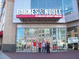 Barnes & Noble, The Ohio State University Bookstore Forest Hills Barnes Noble Faces Final Chapter Crains New York Yale Bookstore A College Store The Shops At Why Is Getting Into Beauty Racked Nobles Restaurant Serves 26 Entrees Eater Amazon Is Opening Its First Bookstore Todayin Mall Where The Art Of Floating Kristin Bair Okeeffe Blog Ohio State University First Look Mplsstpaul Magazine Beats Expectations With 63 Percent Q4 Profit Rise Martin Roberts Design Empty Shelves Patrons Lament Demise Of Bay Terrace Careers