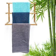 gothenburg wandmontierter handtuchhalter bamboo