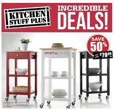 Kitchen Stuff Plus Flyer September 10 to 20