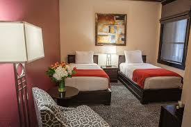 Double Twin Beds Hotel Fusion