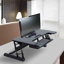 hauteur bureau ikea en l hauteur et supports ordinateur ikea chaise bureau en l