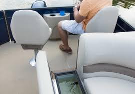 Crest Pontoon Captains Chair by Crest I Fish 200 C4 Crest Pontoon