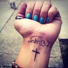 Tattooed Christian Girl