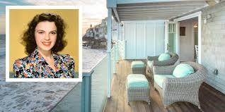100 Malibu Beach House Sale Judy Garland Judy Garland Home Photos