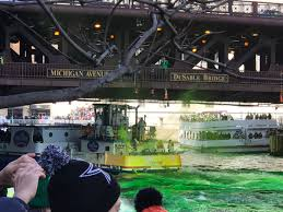 Jazzin At The Shedd Groupon by Dyeing A Tradition Turning Chicago U0027s River Into St Patrick U0027s