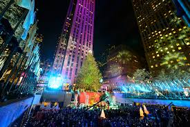Types Of Christmas Tree Lights by Rockefeller Center Christmas Tree Guide Plus What To Do Nearby