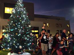 12 Ft Christmas Tree by Christmas Tree Lighting Countdown Helps Launch Holidays