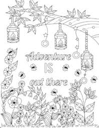Live The Life You Love A Positive Uplifting Adult Coloring Book