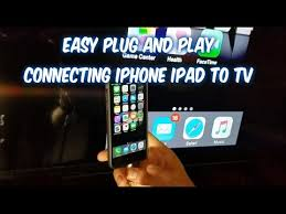 How do i connect iphone to apple tv Chromecast without internet