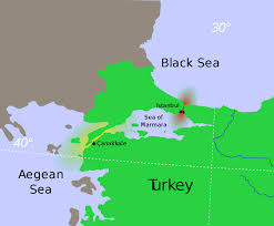 Iron Curtain Speech Cold War Definition by Turkish Straits Crisis Wikipedia