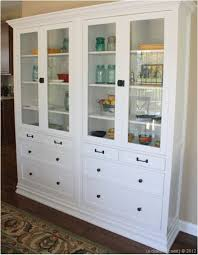 ikea hemnes built ins a charming nest i love this idea but it s