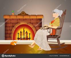 Grandmother Sitting Rocking Chair Front Fire — Stock Photo ... Shop Schylling Jumbo Sock Monkey Stuffed Animal Brownwhite Free Baltimore Ravens Ugly Plush Toy Oh Baby Felt Elements Kit By Collaborations Graphics Kit Levo Rocker In Beech Wood With Hibiscus Flower Cushion Museum At Midway Village In Rockford Illinois Silly 60 Top Pictures Photos Images Getty Gemmy Rocking Chair Claus Couple Youtube Amazoncom Plushland Adorable The Original Traditional Gift Mark Childs Colonial Honey Kitchen Fisherprice Infant To Toddler Bunny Bouncers Rockers Twinfamy