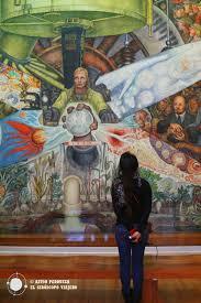 David Alfaro Siqueiros Murales Bellas Artes by Palacio De Bellas Artes Guía De México Turismo E Información