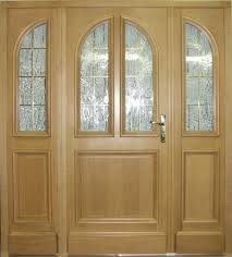 porte entree vantaux portes bois porte d entrée en bois fabrication de portes en bois
