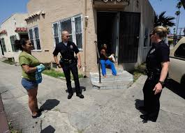 100 La Riots Truck Driver 20 Years Since The Rodney King Verdict Sparked Infamous LA