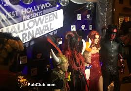 West Hollywood Halloween Carnaval 2017 by Weho Carnaval La Halloween Block Party 2017 Everything You Need To